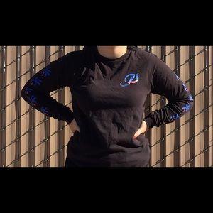 Other - Black primitive long sleeve